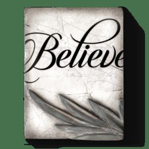 Believe - Sid Dickens Memory Block