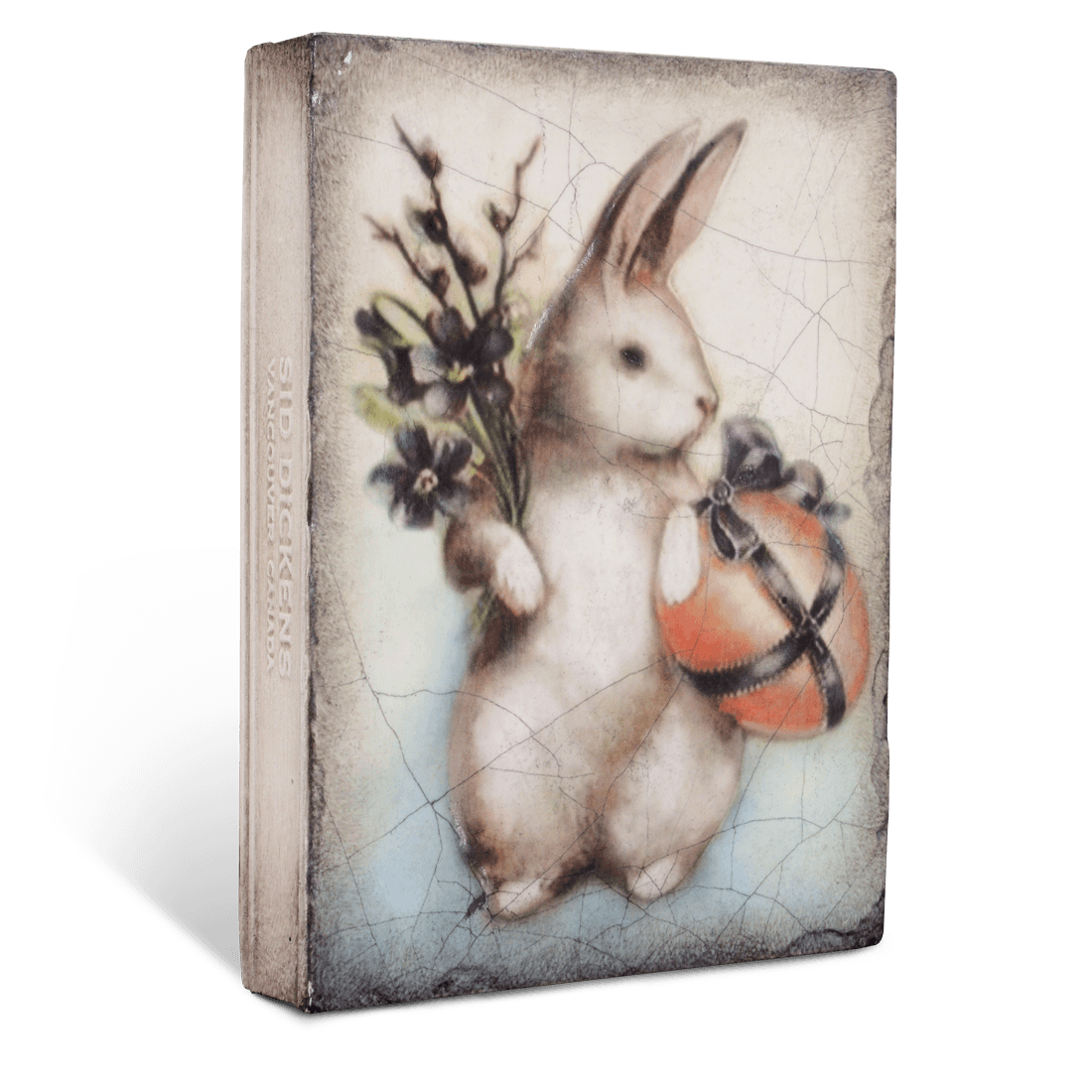 Easter Bunny, Sid Dickens