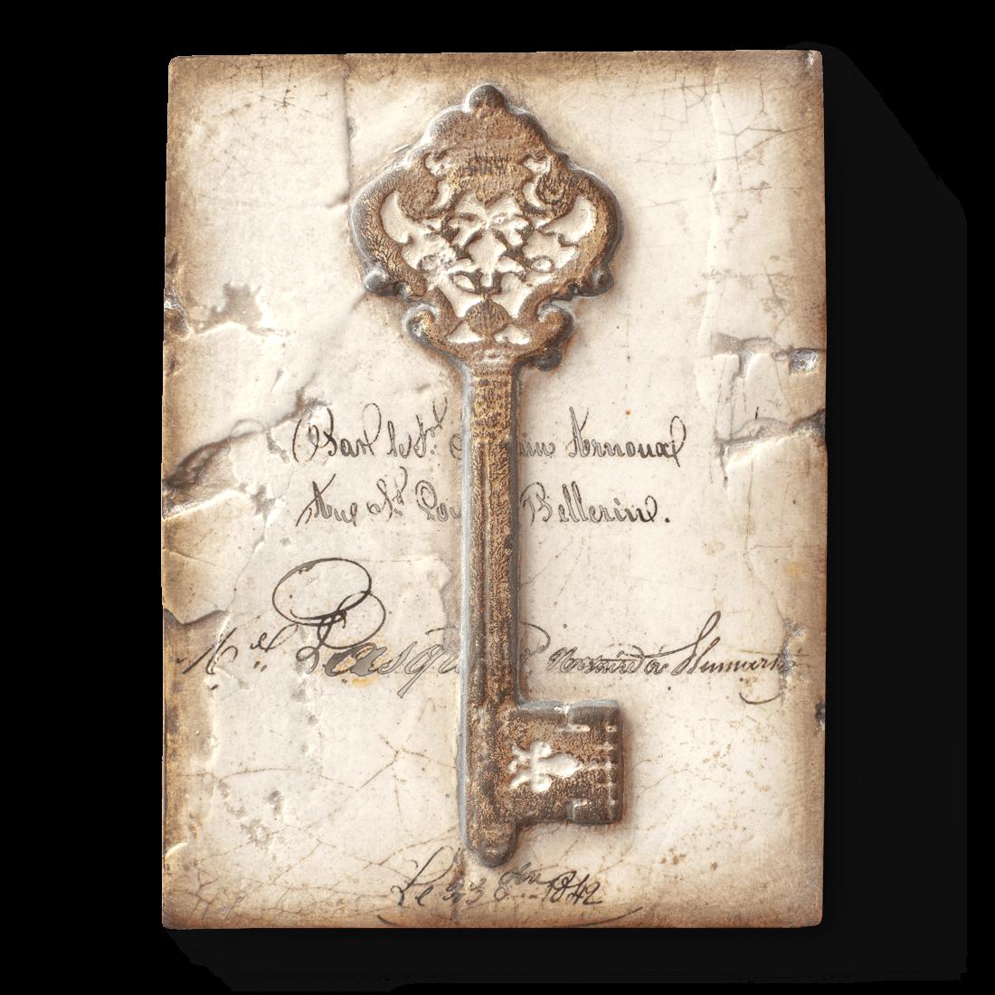 The Key, Sid Dickens