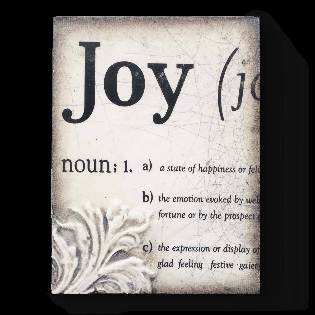 Joy, Sid Dickens