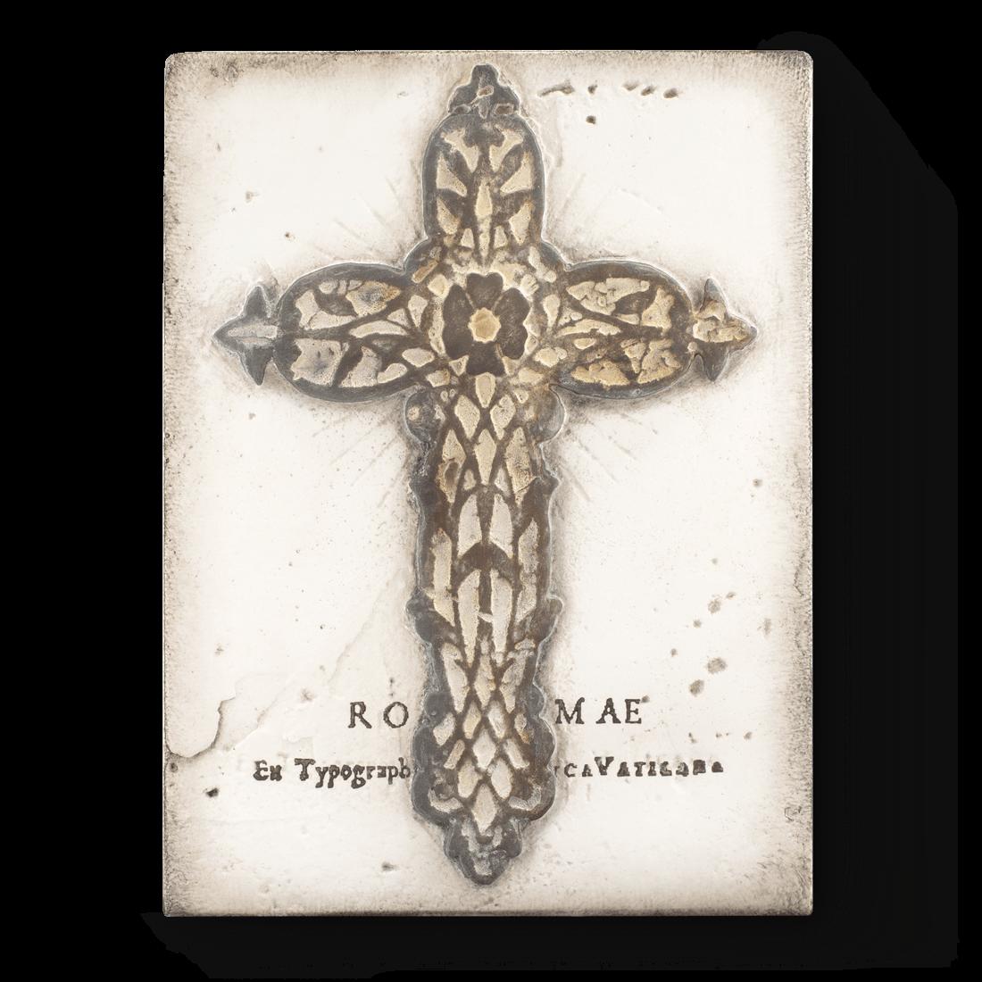 Medieval Cross, Sid Dickens