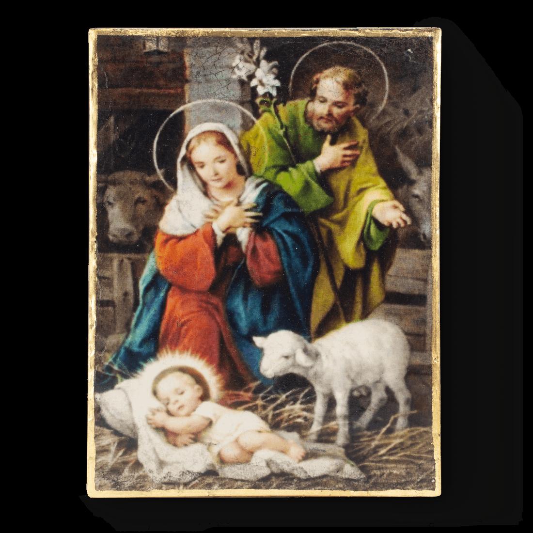 Nativity, Sid Dickens