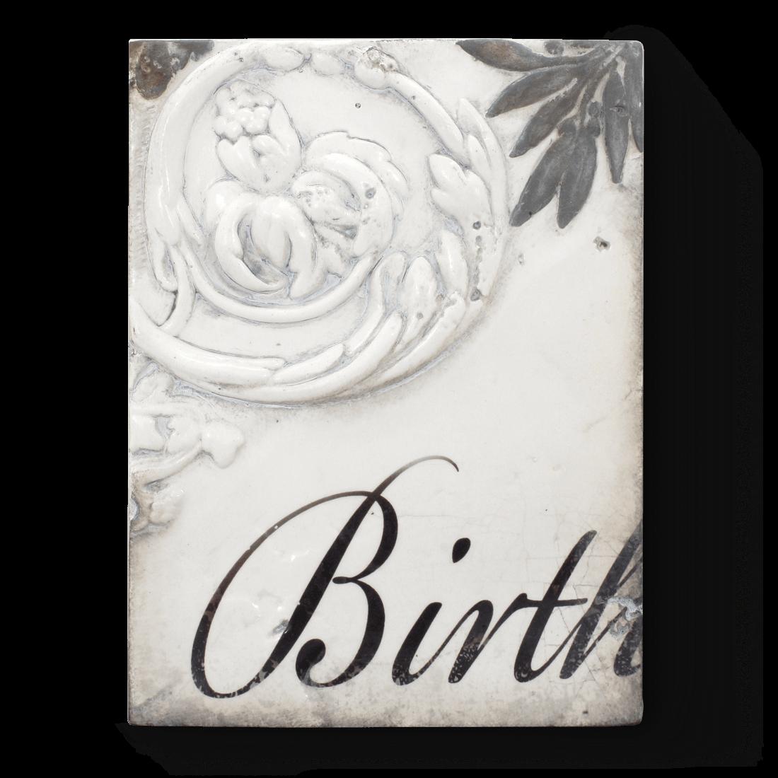 Birth, Sid Dickens