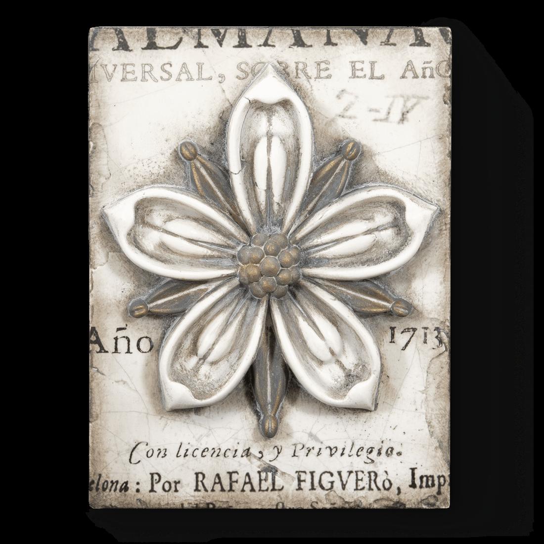 Cosmopolitan Flower, Sid Dickens
