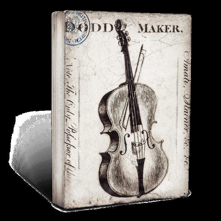 Cello, Sid Dickens