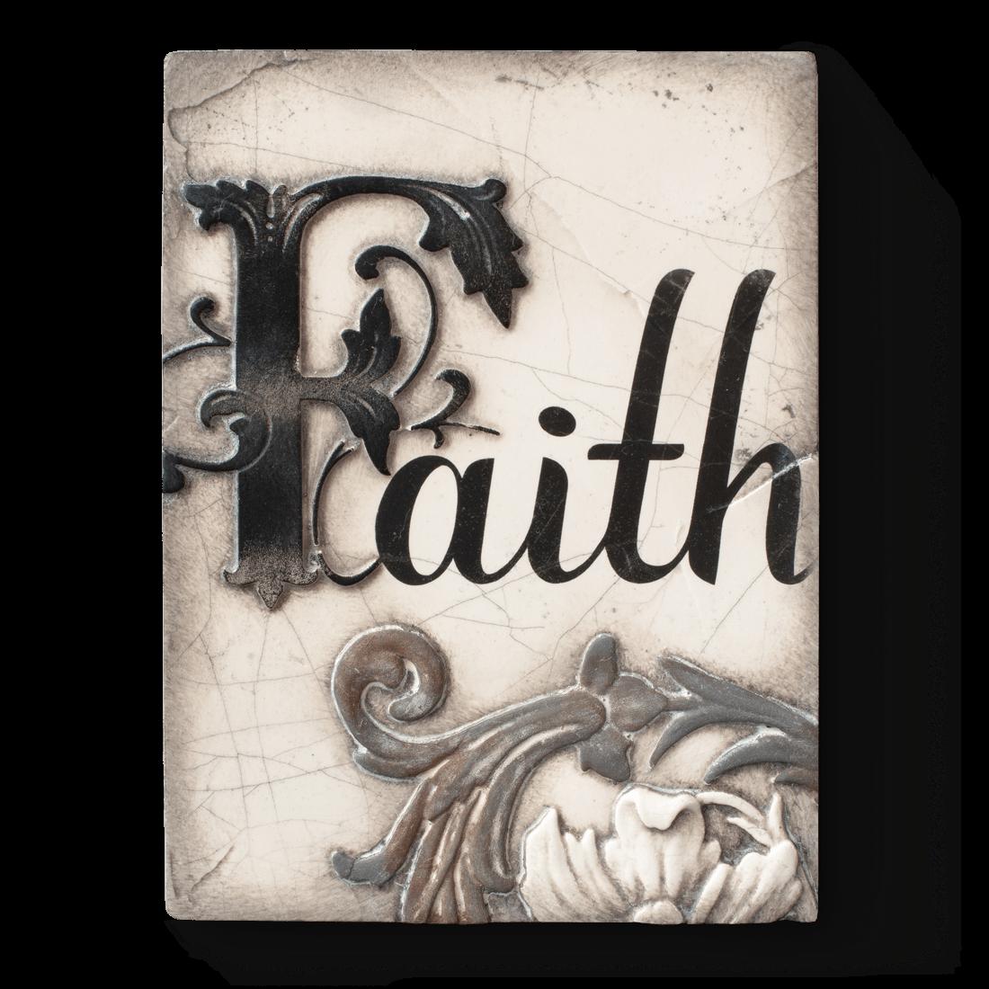 Faith, Sid Dickens