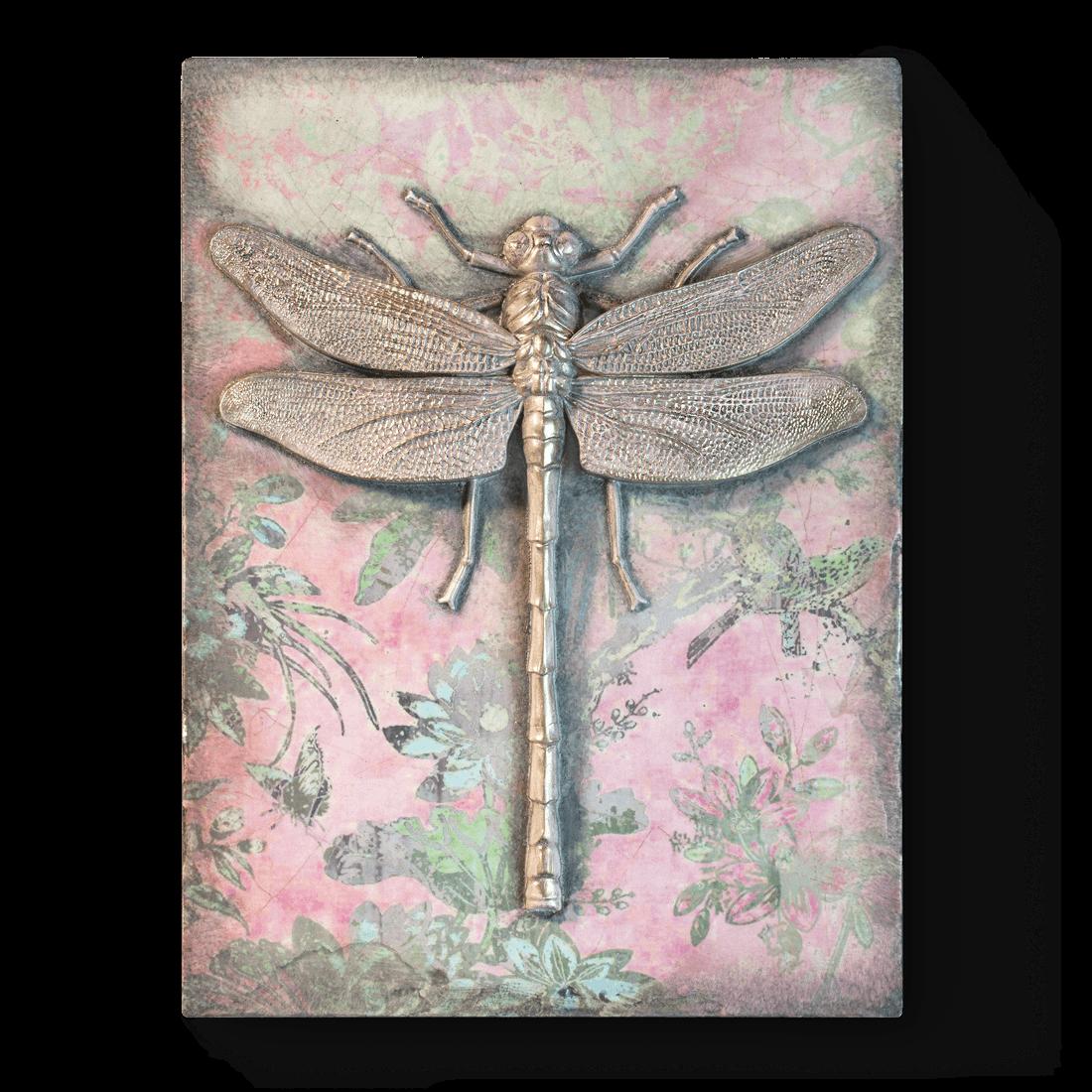 Dragonfly, Sid Dickens