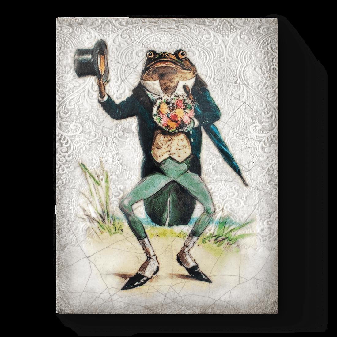 Sir Frog, Sid Dickens
