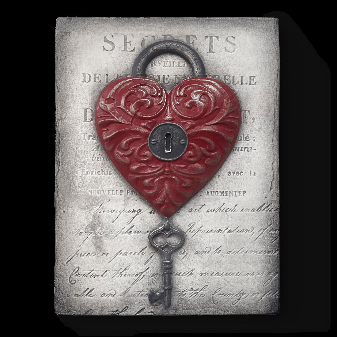 Love Lock, Sid Dickens