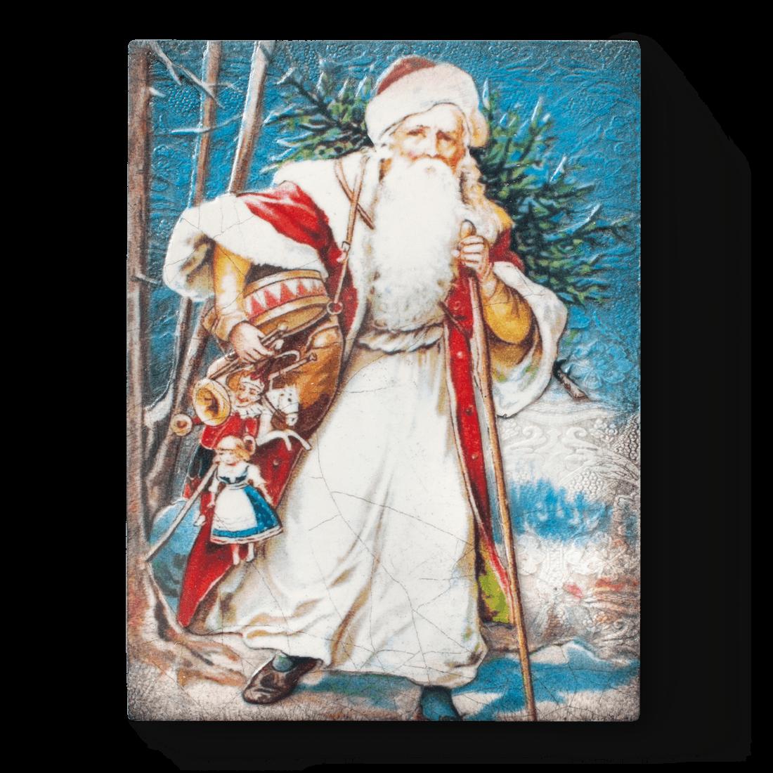 Santa, Sid Dickens