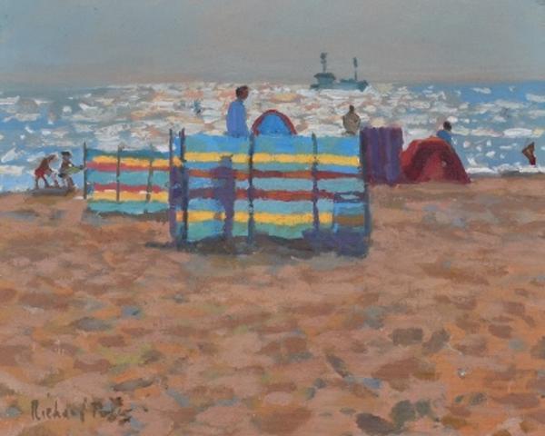 Richard Price Painting - Morning Sparkle
