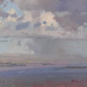 Ricard Price Painting - Sandbanks