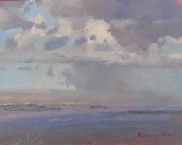 Ricard Price Painting - Sandbanks