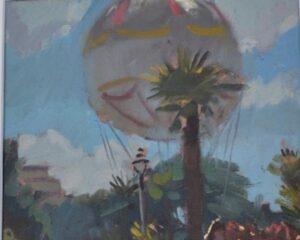 Richard Price Tethered Balloon