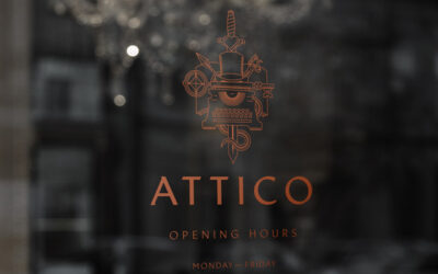 Attico Grand Reopening