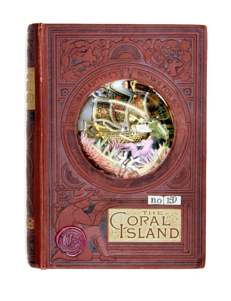 Coral Island - Philippa Burnard