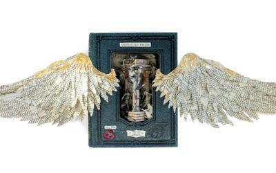 Philippa Burnard – Book Sculpture Artist