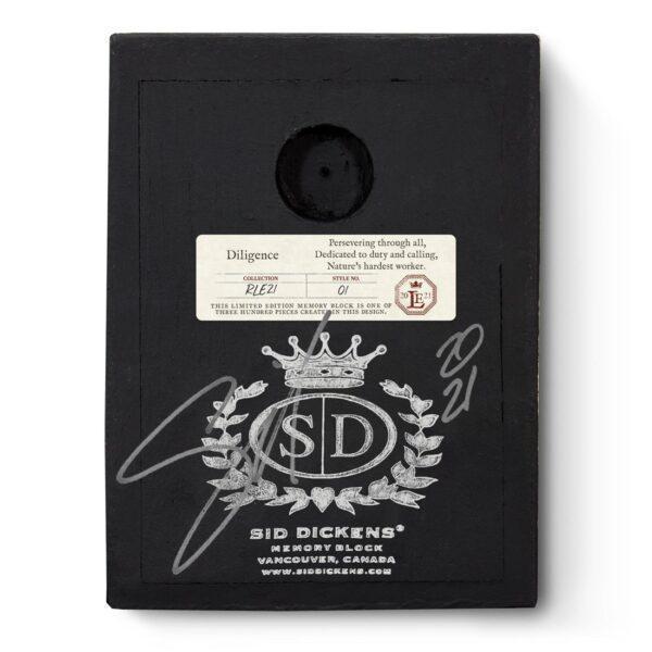 Diligence - Sid Dickens Memory Block
