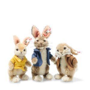 Peter Rabbit Trio Steiff Bears