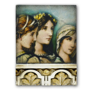 Sid Dickens - The Three Graces