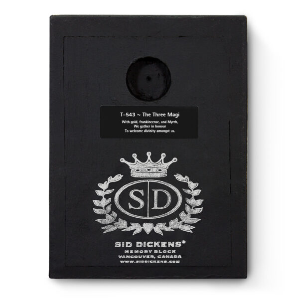 Sid Dickens - The Three Magi